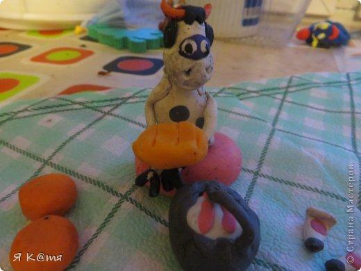 Жила-была корова.  фото 15