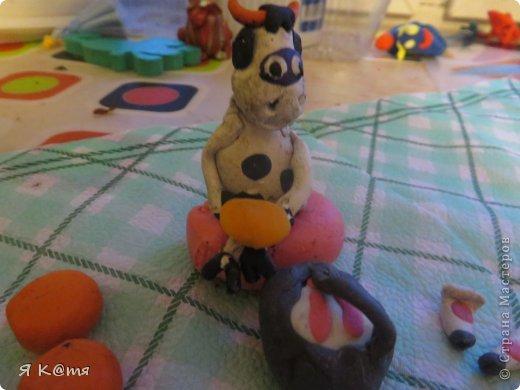 Жила-была корова.  фото 16