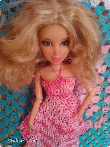 Камилла превратилась в розовую неженку^^ И решила не много по-фотографироваться с любимым зайчиком :) фото 5