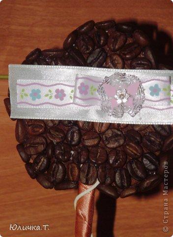 Здравствуйте, дорогие Мастерицы!!!! Теперь не могу оторваться от кофе! Сделала вот такие маленькие топиарии-цветочки! Идея не моя, но мне очень  нравится! фото 7
