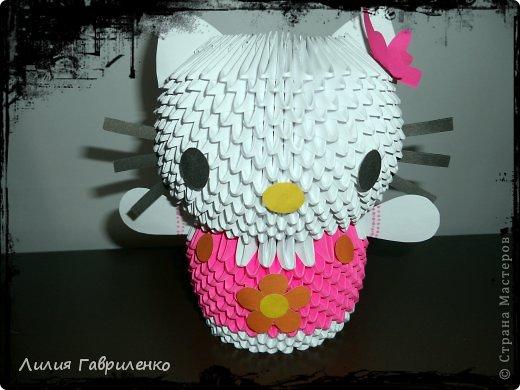 Японская кошечка)