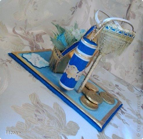 Привет страна! Вот и я решилась на создание сладкой обуви. Интересная работа, процесс изготовления мне понравился. Работала по МК: http://club.osinka.ru/topic-55757?p=9997169#9997169 изменила каблук, ещё некоторые мелочи и соответственно украшалки + мои додумки.  фото 6