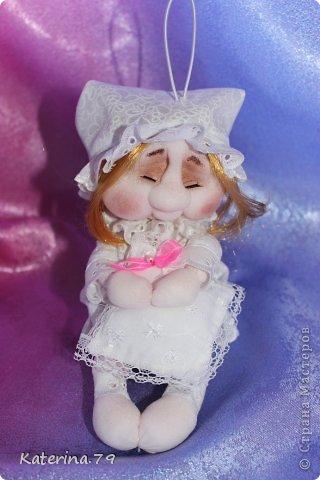 """Доброго всем дня! У меня сегодня кукла """"Сонечка""""  делала ее по мк Ликмы. Огромное ей спасибо! это вторая кукла которую я делала. https://stranamasterov.ru/node/128550 фото 1"""