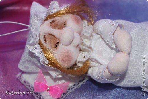 """Доброго всем дня! У меня сегодня кукла """"Сонечка""""  делала ее по мк Ликмы. Огромное ей спасибо! это вторая кукла которую я делала. https://stranamasterov.ru/node/128550 фото 2"""