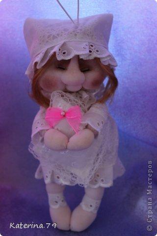 """Доброго всем дня! У меня сегодня кукла """"Сонечка""""  делала ее по мк Ликмы. Огромное ей спасибо! это вторая кукла которую я делала. https://stranamasterov.ru/node/128550 фото 4"""
