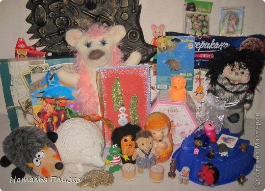 Всем привет!!! На днях у моего мужа, а если быть точной - в Старый Новый год, был день рожденья))))) А так как он родился в год Лошади, вопрос с подарком для меня был решён уже давно, как только я увидела этого Коня от Алоны Рабинович (http://www.liveinternet.ru/users/4938422/post293241034/)))))) Спасибо ей большое за позитив и лёгкое вязание))))))  фото 14