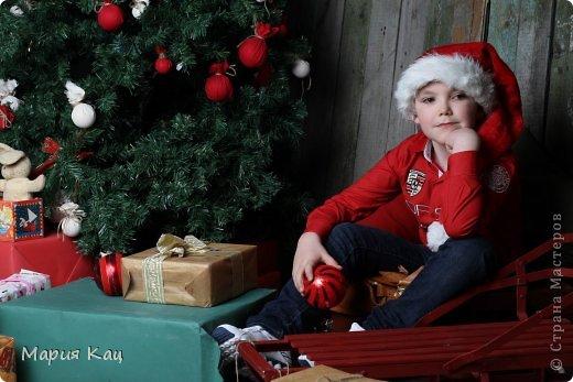 """И первое вам """"здрасте"""" в новом году!  Надеюсь Новый год оправдал ваши надежды, все творческие )подарки понравились одариваемым. Покажу и я, чем занималась в самые последние дни перед праздником. (Заранее, как обычно, готовиться не вышло фото 13"""