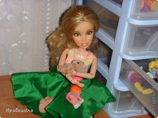 Это моя кукла Лена. Она не любит фотографироваться, фото 10