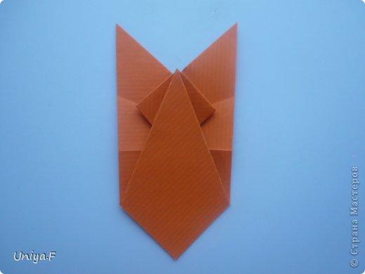 Мастер-класс Поделка изделие Новый год Рождество Оригами Рождественский ангел Туториал Бумага фото 12