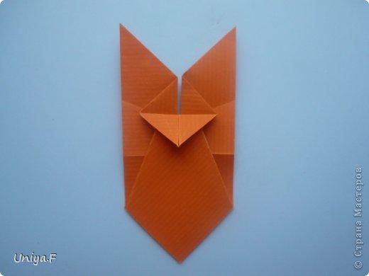 Мастер-класс Поделка изделие Новый год Рождество Оригами Рождественский ангел Туториал Бумага фото 13