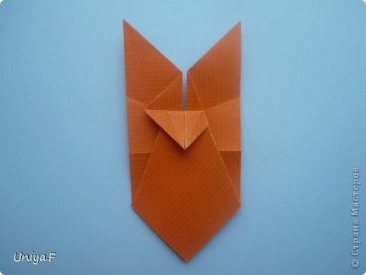 Мастер-класс Поделка изделие Новый год Рождество Оригами Рождественский ангел Туториал Бумага фото 14