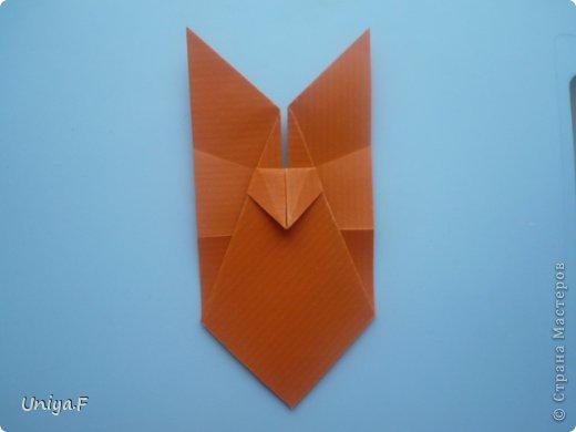 Мастер-класс Поделка изделие Новый год Рождество Оригами Рождественский ангел Туториал Бумага фото 15