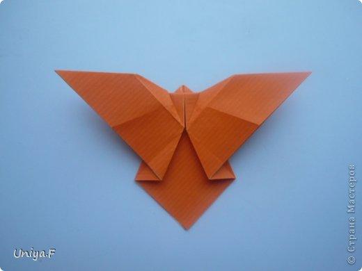 Мастер-класс Поделка изделие Новый год Рождество Оригами Рождественский ангел Туториал Бумага фото 18