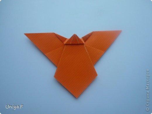 Мастер-класс Поделка изделие Новый год Рождество Оригами Рождественский ангел Туториал Бумага фото 19
