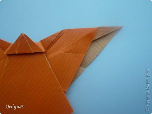Мастер-класс Поделка изделие Новый год Рождество Оригами Рождественский ангел Туториал Бумага фото 21