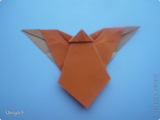 Мастер-класс Поделка изделие Новый год Рождество Оригами Рождественский ангел Туториал Бумага фото 22