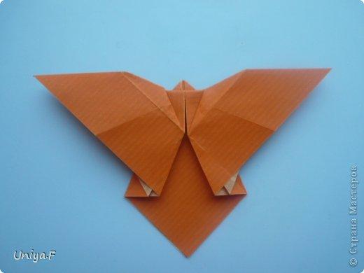 Мастер-класс Поделка изделие Новый год Рождество Оригами Рождественский ангел Туториал Бумага фото 23