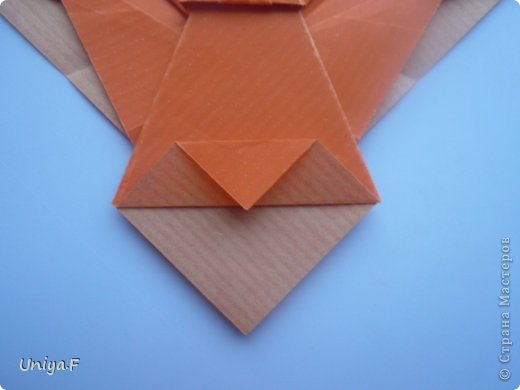 Мастер-класс Поделка изделие Новый год Рождество Оригами Рождественский ангел Туториал Бумага фото 27