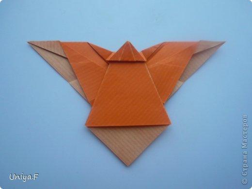 Мастер-класс Поделка изделие Новый год Рождество Оригами Рождественский ангел Туториал Бумага фото 28