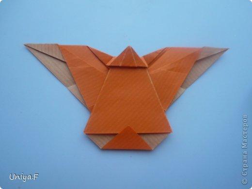 Мастер-класс Поделка изделие Новый год Рождество Оригами Рождественский ангел Туториал Бумага фото 29