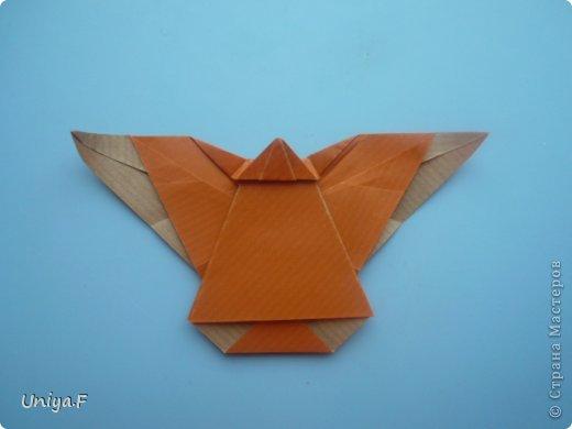 Мастер-класс Поделка изделие Новый год Рождество Оригами Рождественский ангел Туториал Бумага фото 30