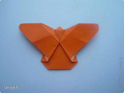 Мастер-класс Поделка изделие Новый год Рождество Оригами Рождественский ангел Туториал Бумага фото 31