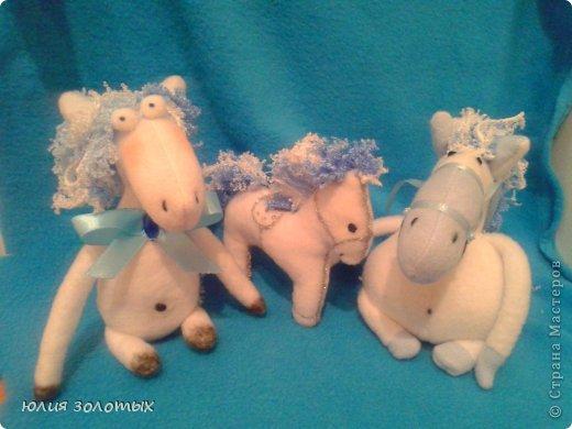лошадки мягкие игрушки фото 8