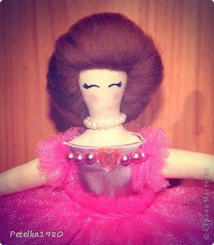 Куколка-балерина. фото 3