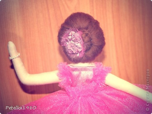 Куколка-балерина. фото 4