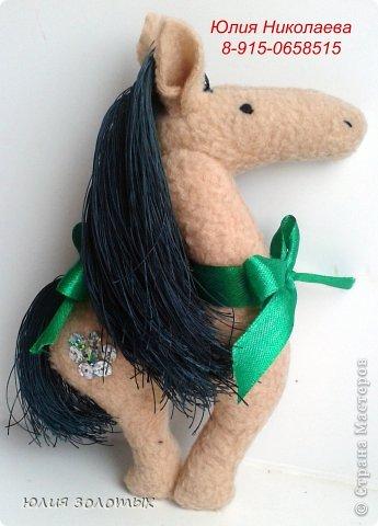 лошадки мягкие игрушки фото 17