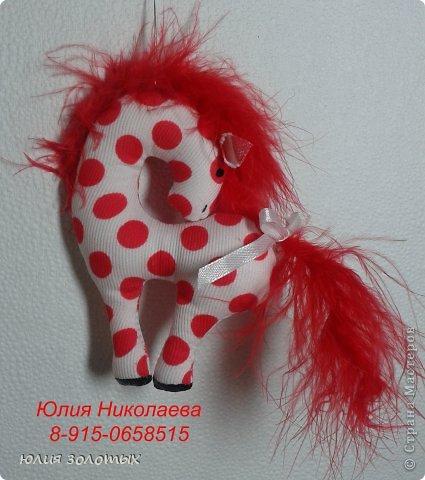 лошадки мягкие игрушки фото 11