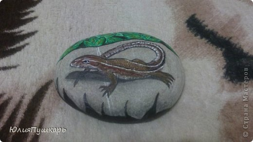 Ящерица фото 1