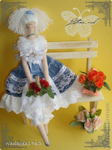 Мои первые куклы фото 8