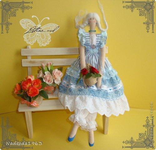 Мои первые куклы фото 10