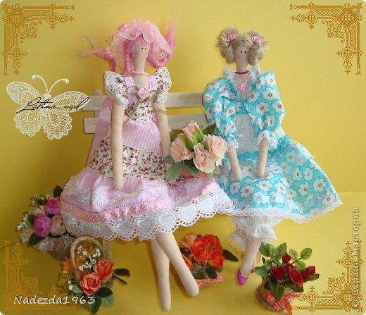 Мои первые куклы фото 9
