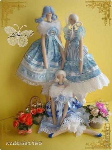 Мои первые куклы фото 11