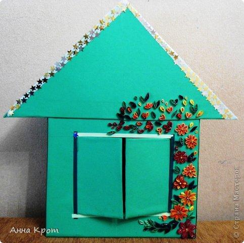 Сказочный дом для кукольного театра фото 1