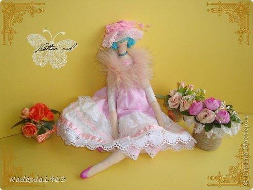 Мои первые куклы фото 12