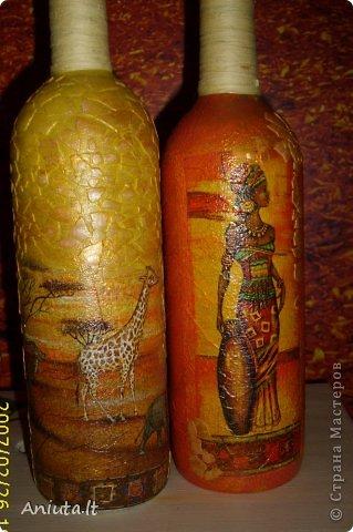 Бутылки для любых  напитков, оригинальный подарок..=)  фото 1