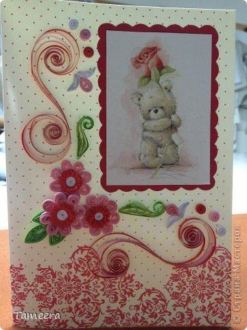 Здравствуйте, жители Страны Мастеров. Коллегам ко Дню рождения сделала вот такие открыточки со скромным подарочком:) фото 3