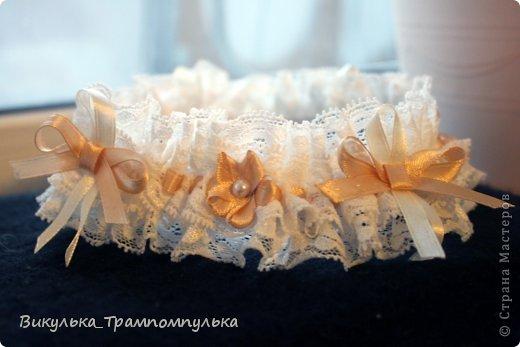 Подвязка невесты фото 3