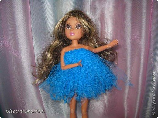 Работа на конкурс моя любимая кукла