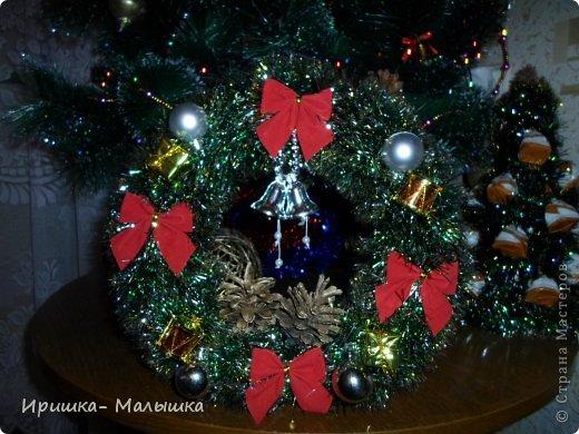 Всем Здравствуйте!!!!!!!! Всех с прошедшими праздниками, надеюсь, что они прошли отлично! Наконец-то добралась до интернета. Выставляю на ваш суд мои новогодние работы- в частности бутылки. фото 14