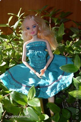 """Всем привет! Вот моя работа на конкурс """"Мисс 2014""""     Первое платье я сшила на швейной машинке. фото 1"""