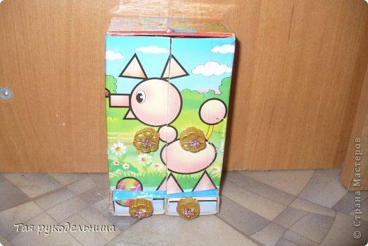 Всем Доброго времени суток!   Хочу показать свои работы для кукол. Готовлю подарок для крестницы на день рождение : домик с мебелью. Если будут вопросы по МК, обязательно расскажу. Приятного просмотра.  Диванчик для дочки-куклы фото 13