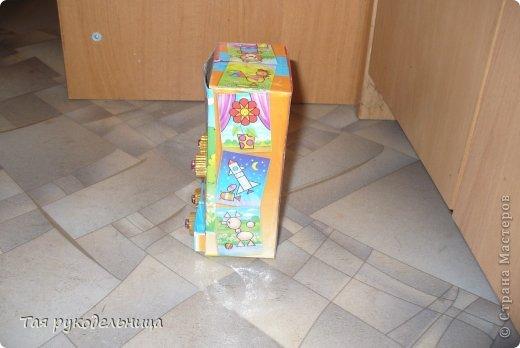 Всем Доброго времени суток!   Хочу показать свои работы для кукол. Готовлю подарок для крестницы на день рождение : домик с мебелью. Если будут вопросы по МК, обязательно расскажу. Приятного просмотра.  Диванчик для дочки-куклы фото 14