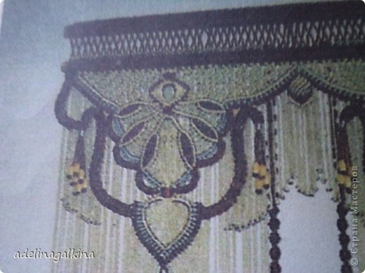 макраме-шторы Ахременко Марины фото 6
