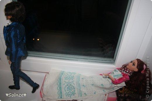 Рассказ пойдёт от лица Анжелики. Я очнулась в небольшой белой совсем незнакомой мне комнате. Голова жутко трещала.  фото 4