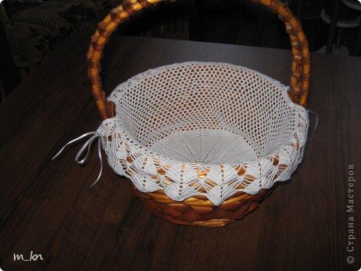 Оформление пасхальной корзинки фото 2