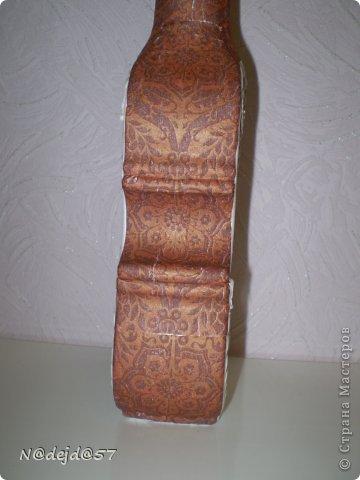 """СКРИПКА """"МОЦАРТ"""". Можно использовать в качестве подарка мужчине на 23 февраля. Делала под определенный интерьер (в гостинную), под заказ. фото 8"""